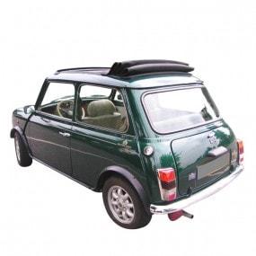 Capote de toit ouvrant Mini British Open cabriolet en Alpaga Sonnenland
