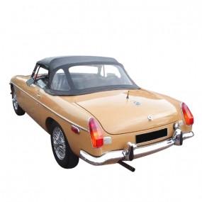 Capote MG B/C cabriolet en Vinyle - arceaux dépliables