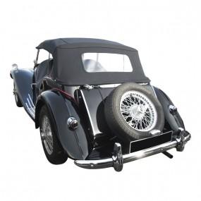 Capote MG TF cabriolet en Vinyle