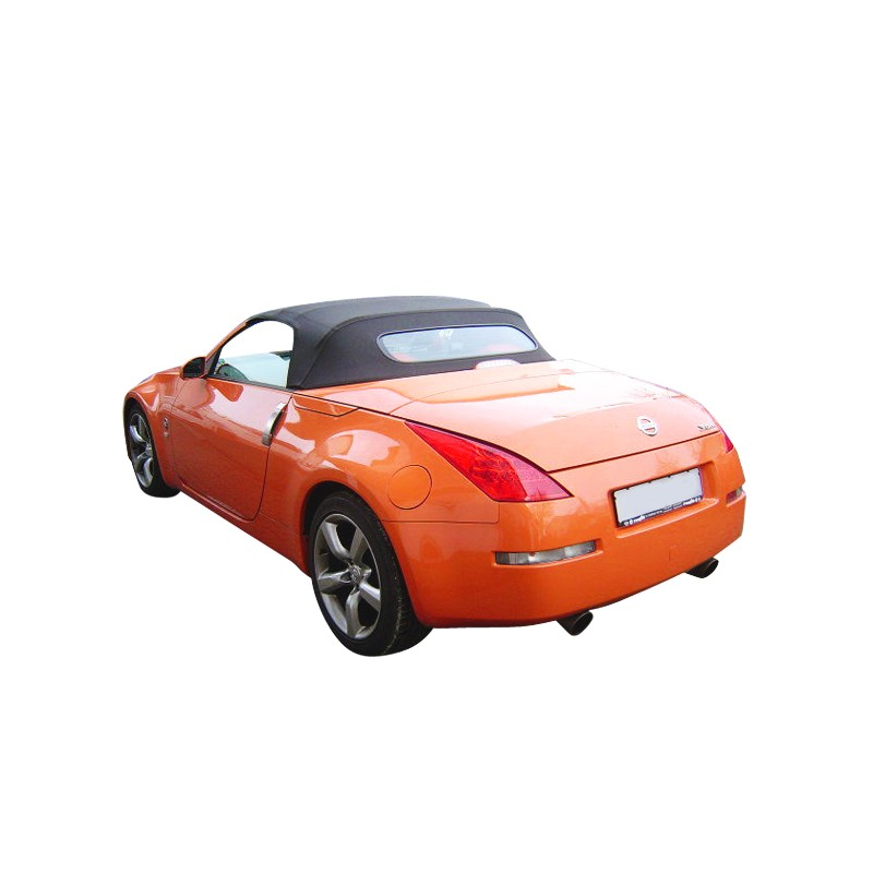 capote nissan 350z cabriolet en vinyle aspect alpaga twillfast. Black Bedroom Furniture Sets. Home Design Ideas
