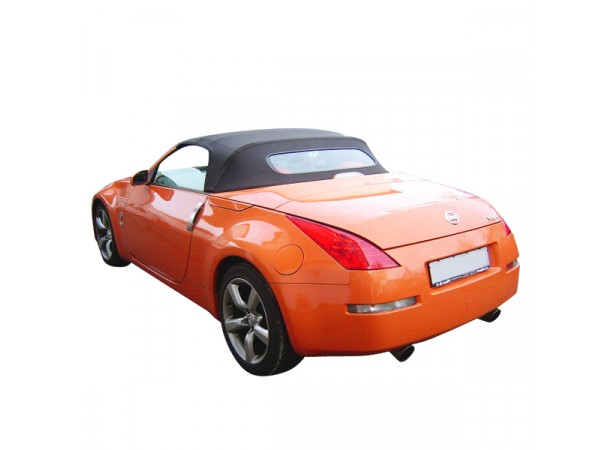 capote nissan 350z cabriolet en alpaga stayfast. Black Bedroom Furniture Sets. Home Design Ideas