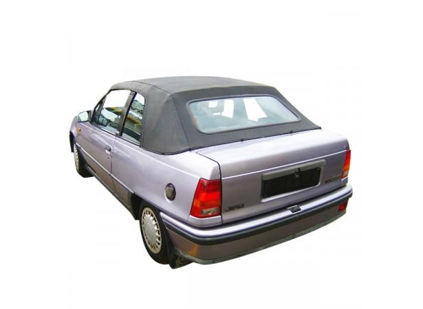 Capote auto Opel Kadett E cabriolet en Alpaga Sonnenland