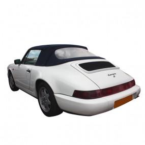 Capote Porsche 911 SC/Carrera cabriolet en Alpaga Twillfast® II
