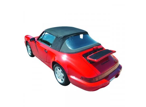 Capote avant Porsche 911 SC/Carrera cabriolet en Alpaga Sonnenland