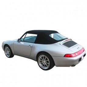 Capote Porsche 993 cabriolet en Alpaga Twillfast® II