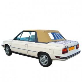 Capote Renault Alliance cabriolet en Vinyle