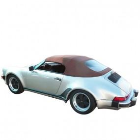 Capote Porsche Speedster (1992-1994) cabriolet en Alpaga Sonnenland