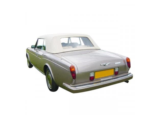 Capote Rolls Royce Corniche cabriolet en Alpaga Sonnenland