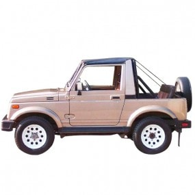 Bikini 4x4 Suzuki Samurai SJ 410 cabriolet en PVC