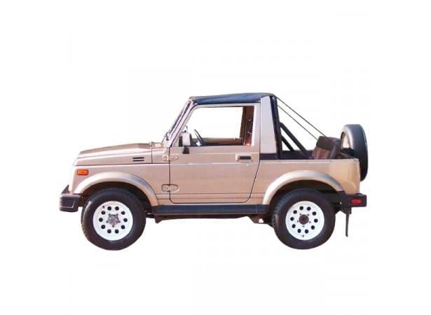 Bikini 4x4 Suzuki Samurai SJ 410 cabriolet en bache PVC