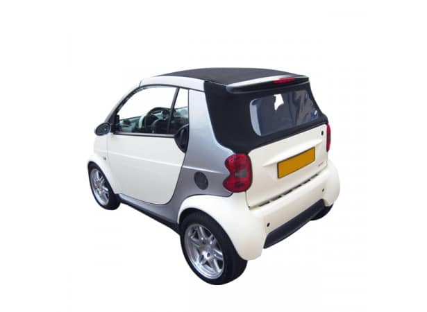 capote smart fortwo 450 cabriolet en alpaga sonnenland. Black Bedroom Furniture Sets. Home Design Ideas