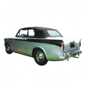 Capote Sunbeam Rapier cabriolet en vinyle grain cuir