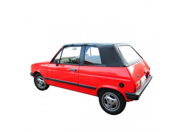 Lunette arrière capote Talbot Samba cabriolet en Vinyle