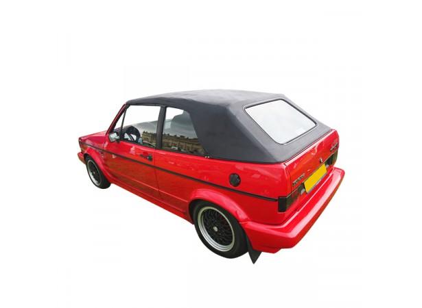 Capote auto OEM Volkswagen Golf 1 et 2 cabriolet en Vinyle Monte Constructeur