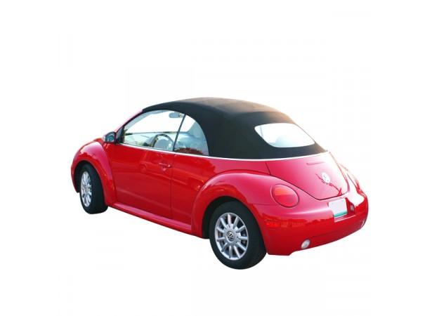 Capote auto Volkswagen New Beetle cabriolet en Alpaga Twillfast II TW2