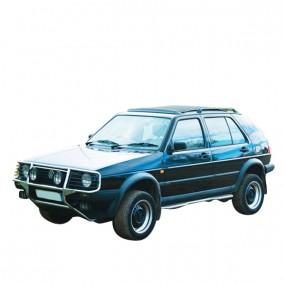 Dessus de toit en Vinyle pour Volkswagen Golf Country découvrable