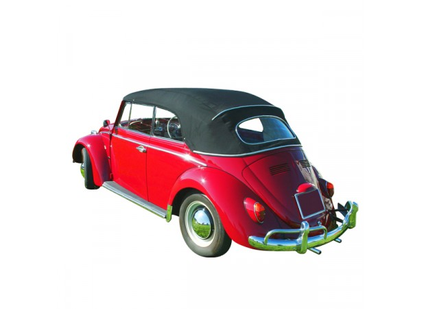 Capote auto Volkswagen Coccinelle 1200 cabriolet en Vinyle