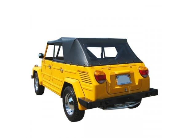 Capote auto Volkswagen Trekker 181/182 cabriolet en Alpaga