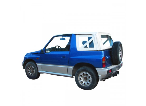 Capote 4x4 Suzuki Vitara MK2 cabriolet en Vinyle