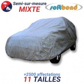 Bache protection auto extérieure/intérieure Softbond semi-sur-mesure