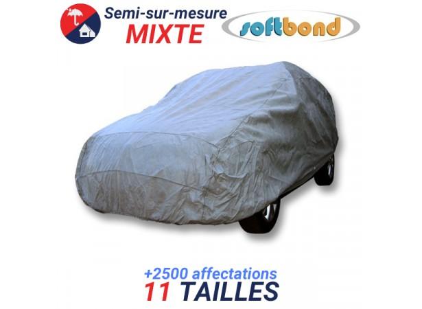 Bache protection auto mixte SOFTBOND - Housse voiture