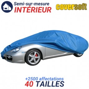 Housse protection auto intérieure semi-sur-mesure en Polypropylène - Coversoft