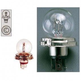 Ampoule Code Européen 40-45W 12v, Culot P45T