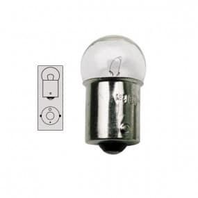 Ampoule R5W 5w 12v culot BA15S - Lot de 2