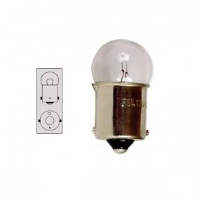 Ampoule R10W 10w 12v culot BA15S - Lot de 2
