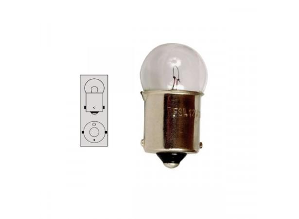 ampoule r10w 10w 12v culot ba15s lot de 2. Black Bedroom Furniture Sets. Home Design Ideas