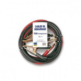Câbles de démarrage professionnels 35mm²/700A