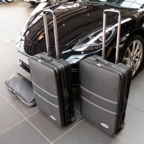 Valises de coffre avant pour Porsche Boxster 718 (3 pièces)