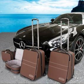 Bagagerie sur-mesure pour Mercedes AMG GT/GTS Coupé