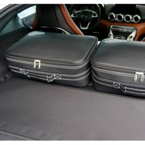Bagagerie sur mesure pour Mercedes AMG GT/GTS Coupé