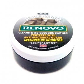 Renovo LEATHER ULTRA PROOFER BLACK - 200ML