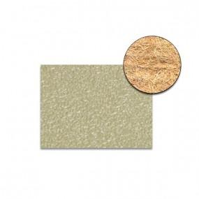 Revêtement Vinyle granité beige sur feutre