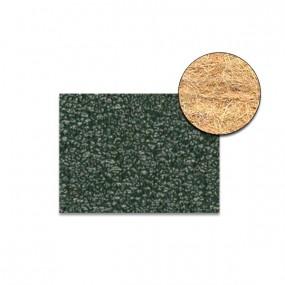 Revêtement Vinyle granité vert suède sur feutre
