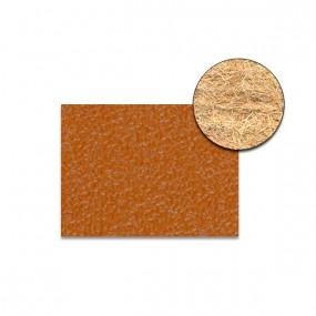 Revêtement Vinyle granité cannelle sur feutre