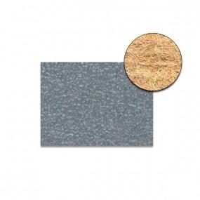 Revêtement Vinyle granité bleu gris sur feutre