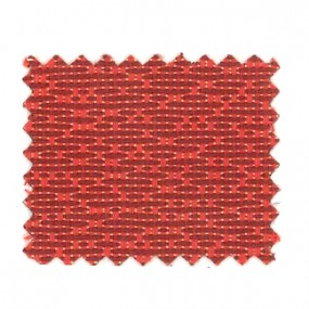 Tissus Granité rouge en 140 cm