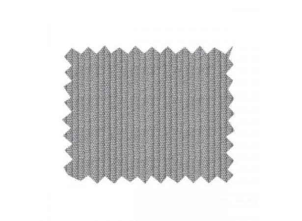 Tissus Côtelé gris en 145 cm - Ref: 23854/GR