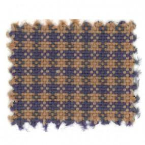Tissus Écossais bleu en 140 cm