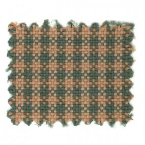 Tissus Écossais vert en 140 cm