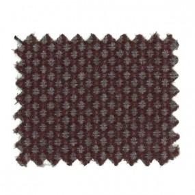 Tissus Brocade gris/noir en 140 cm