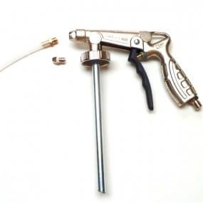 Pistolet pour insonorisation traitement et corps creux