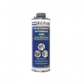 Protection anti-gravillon et insonorisant noir 1L