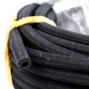 Durite essence tressage tissu 12mm intérieur