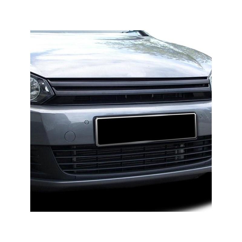 calandre noire pour volkswagen golf 6 cabriolet. Black Bedroom Furniture Sets. Home Design Ideas