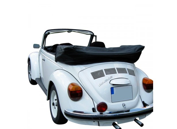 couvre capote en alpaga sonnenland volkswagen coccinelle 1303 cabriolet. Black Bedroom Furniture Sets. Home Design Ideas
