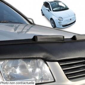Protection de capot, bra pour Fiat 500